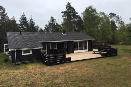 Sommerhus i Bratten - Nordjylland
