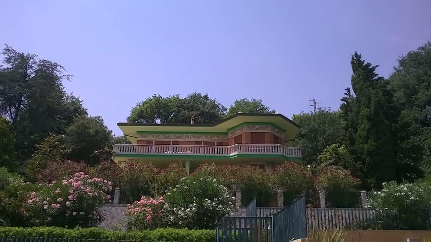 Villa Wanda, Seaview and Park - Grottammare - Villa