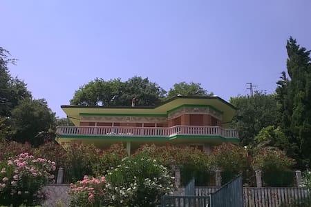 Villa Wanda, seaview and park - Grottammare