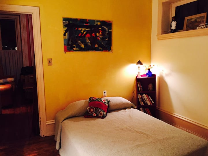 Two-Room Suite - Walk to U of Penn & Museums