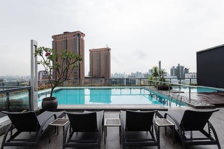 BUKIT BINTANG SHOPPING HEAVEN - Kuala Lumpur - Apartmen