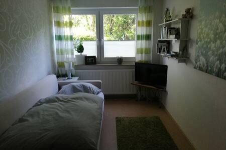 Souterrain-Zimmer in Horn