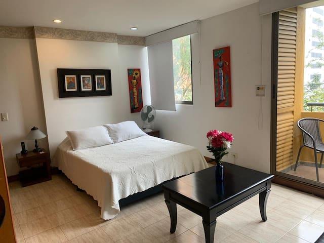 Great location, amazing apartment in Medellin!