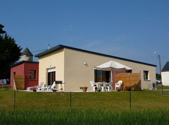 """""""Le Moulin"""" maison 3 chambres à 150 m des plages - Brignogan-Plage - Ev"""