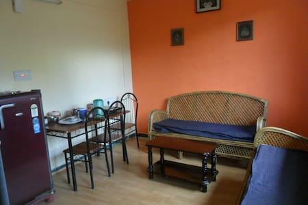 Suite Room # 3 bedrooms - Ooty - Departamento