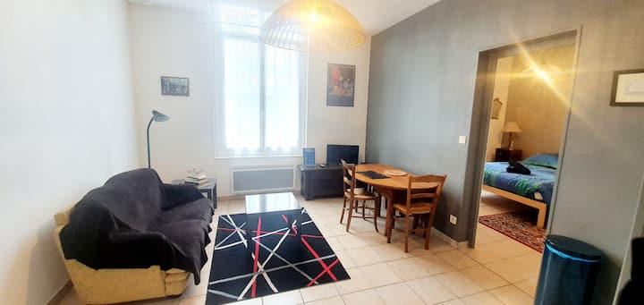 Appartement (58) proche UCO/ Gare / Centre
