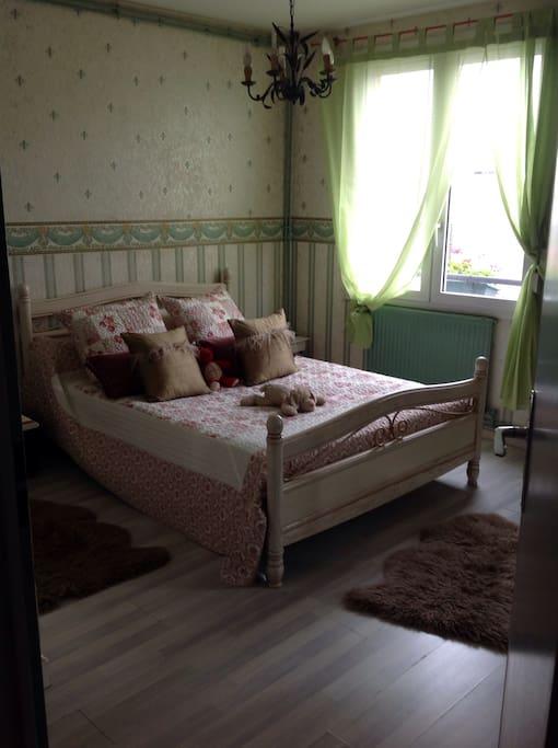 Chambre 1 / pour 2 personnes