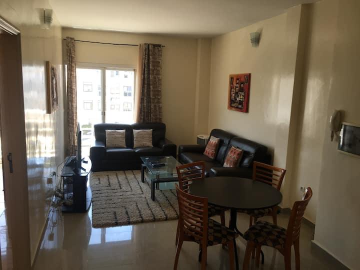 Appartement cité Mixta ( Amina)
