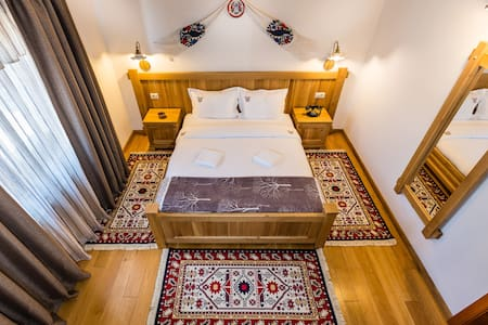 Dacii Liberi-Resort & SPA- Maramures-Superior Room
