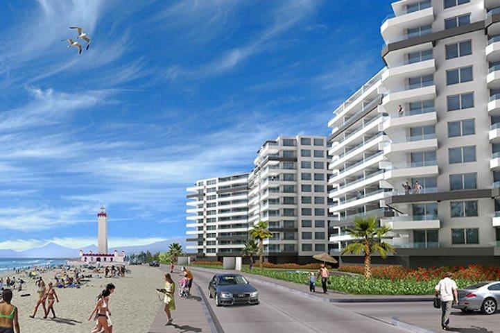 En plena Avenida del Mar, equipado - La Serena - Appartement