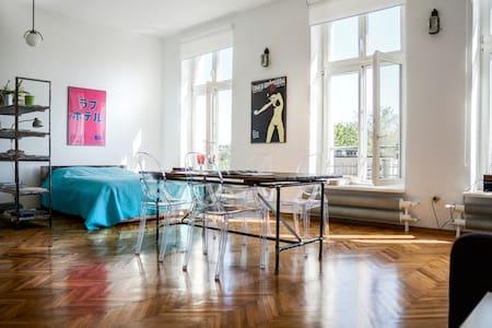 Sunny loft - space&view - Jilo Apartment! - Cracovia