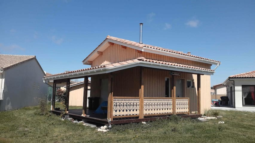 CHALET BOIS - Vendays-Montalivet
