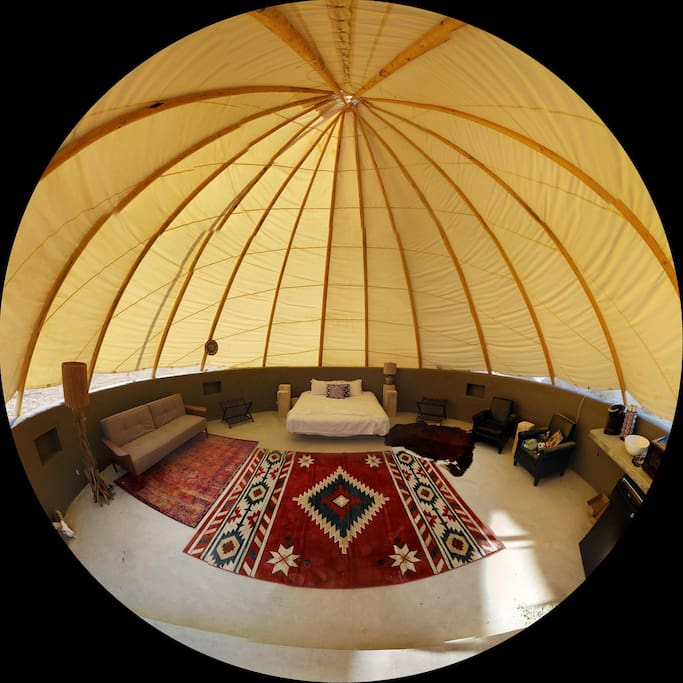 Overview (fish eye).