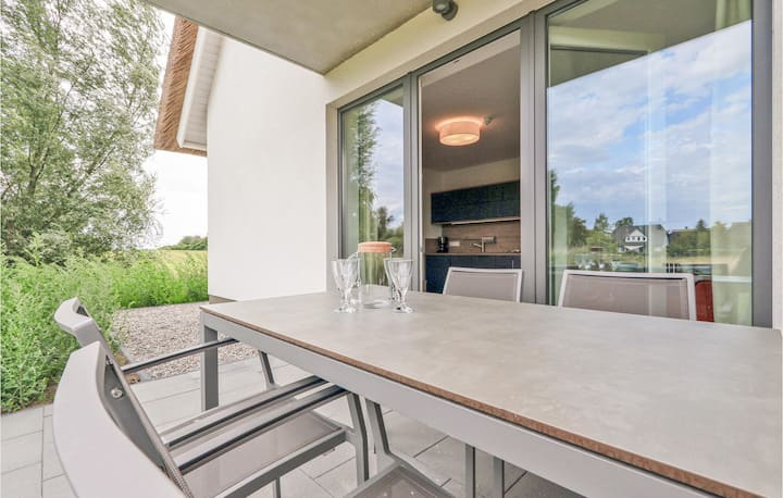 Holiday apartment with 1 bedroom on 53m² in Putbus/Rügen