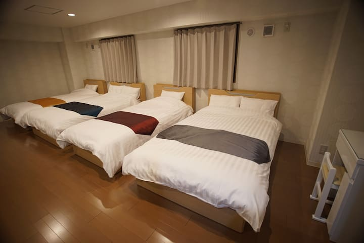 6people can stay 501 - Kyoto - Dom