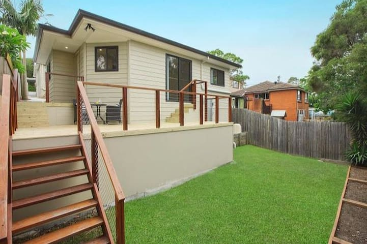 Spacious and Private 2 Bedroom Granny Flat - Beacon Hill - Casa