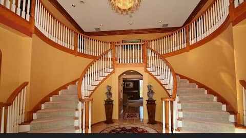 Luxury, Fully Finished Basement all to yourself!