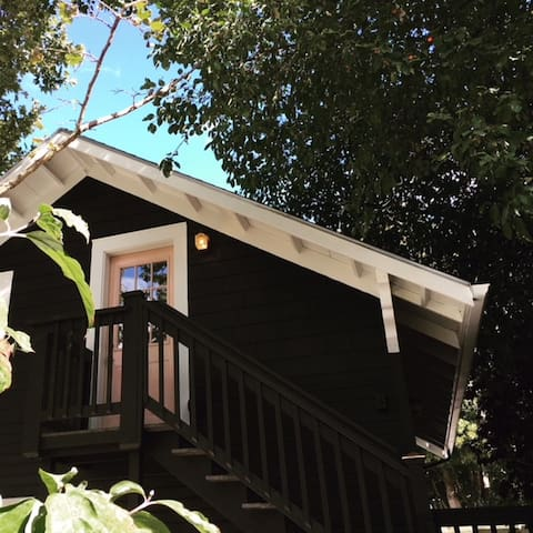 "Urban ""treehouse"" near downtown Boise, foothills"