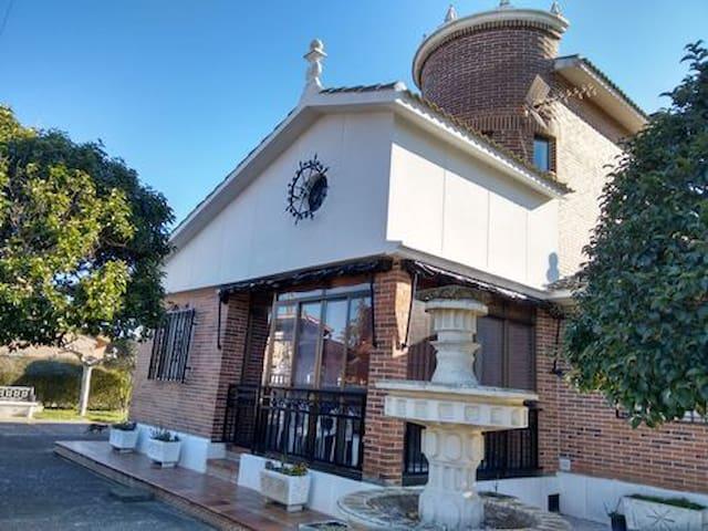 Casa de campo cerca de Palencia