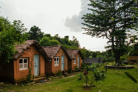 Kaaya Mud Earth Cottage Three