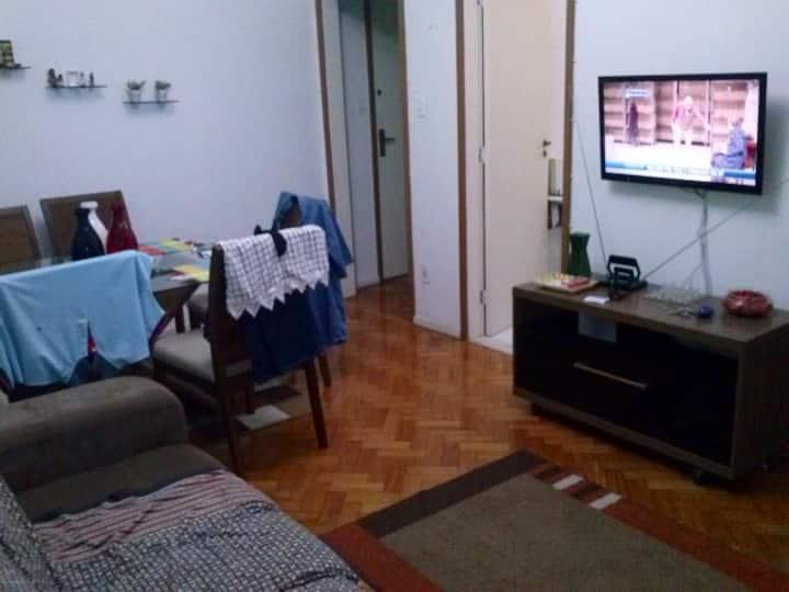 Apartamento na Tijuca bem localizada prox metro