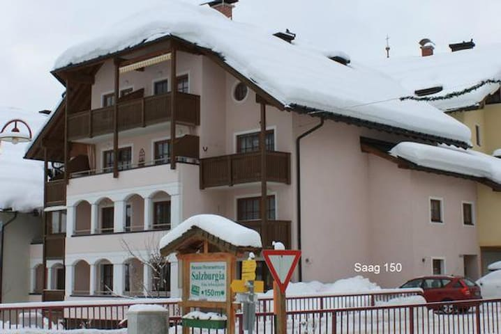 Appartement for 4 persons in Rußbachsaag