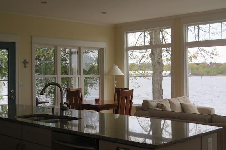 Beautiful New White Lake Home