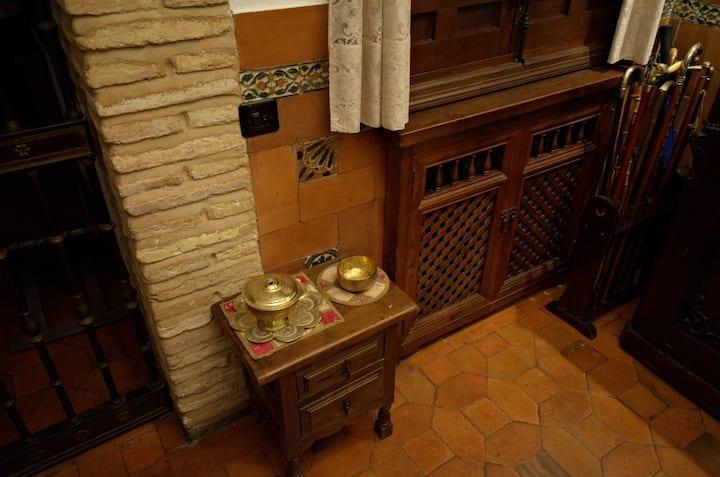 Casa Toledana en centro histórico 1