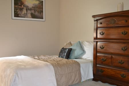 Cozy Room near Lackland/Medina Joint Base SA - San Antonio - Hus