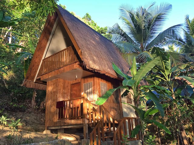 Beautiful Cottage at Underground River Sabang
