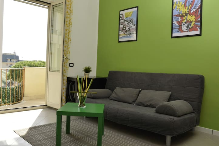 Coolor - holidays and business rentals - - Salerno - Apartment