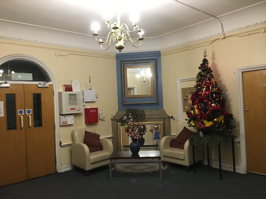 Shared common room