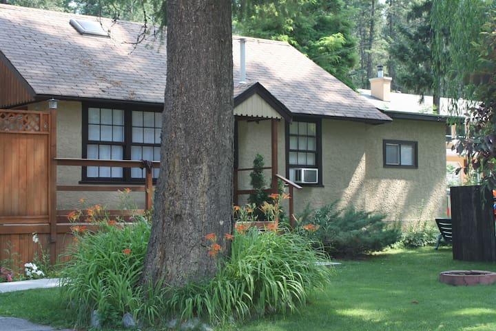 Christina Lake Private Cottage - Christina Lake - Cabin