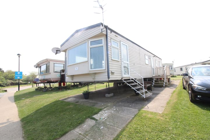 2 Bed Caravan, Reighton Sands, Filey