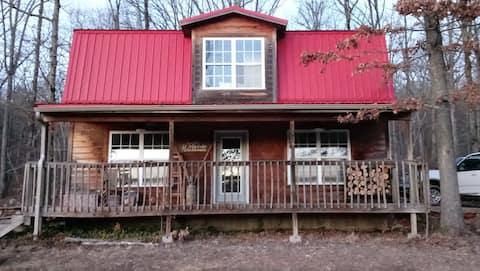 R&R Family Cabin near Devil's Den!