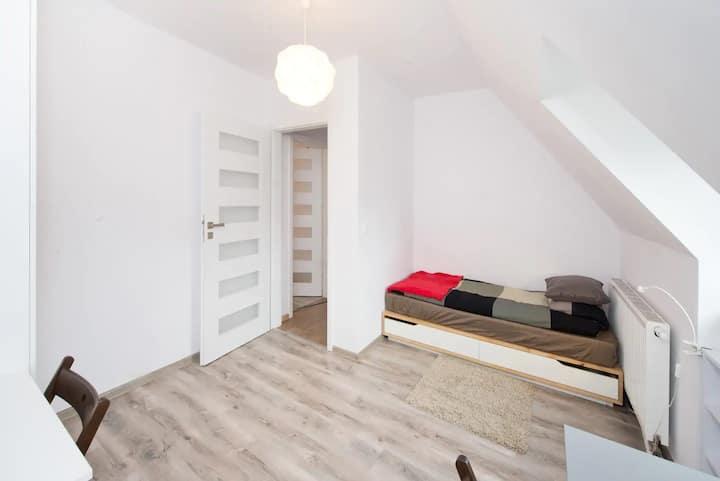 Single room for student Gdańsk Wrzeszcz (nr2)