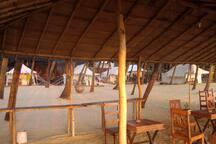 Cola Beach Tents