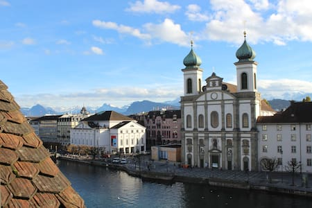 Cozy Apartment in the old town - Lucerne - Apartment