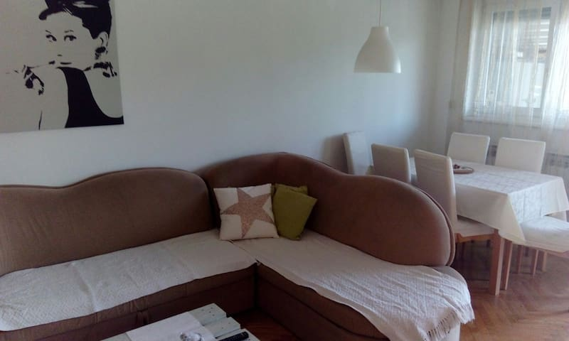 Cozy 1 bd apt with private parking - Zagreb - Apartemen