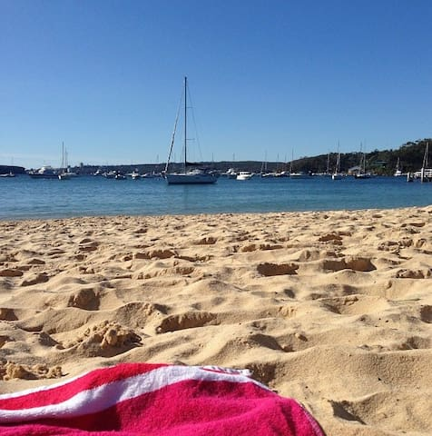 Summer Balmoral Beach Pad - Mosman - Apartment