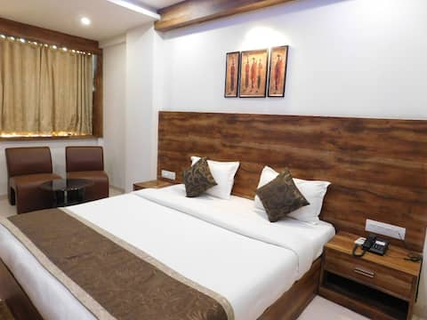 Hotel Shiva Club & Resort, Mundra