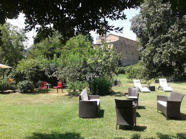 Antico casolare di campagna - Talamello - Rumah
