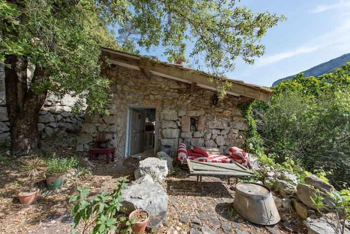 The Shepherd's Cottage in paradise - Mons en Provence