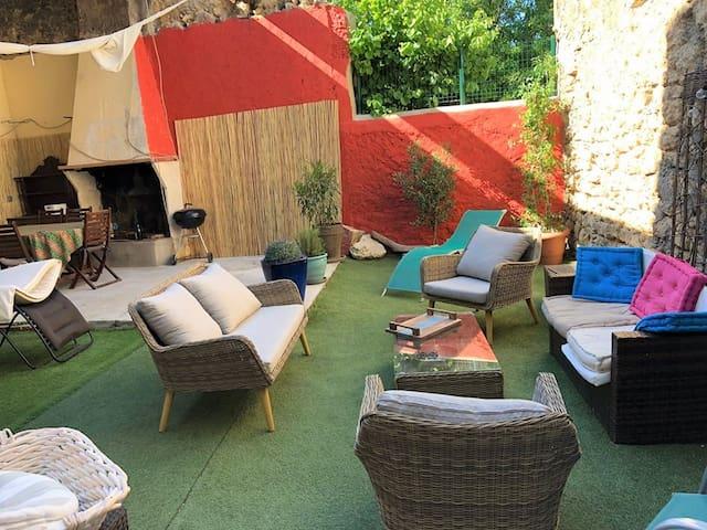 La Vigneronne le calme proche Beziers