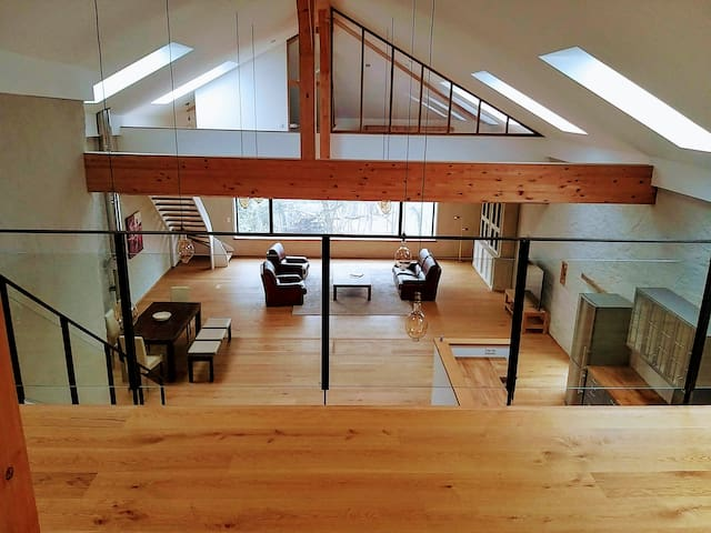 Stunning loft with spectacular view - 260m2
