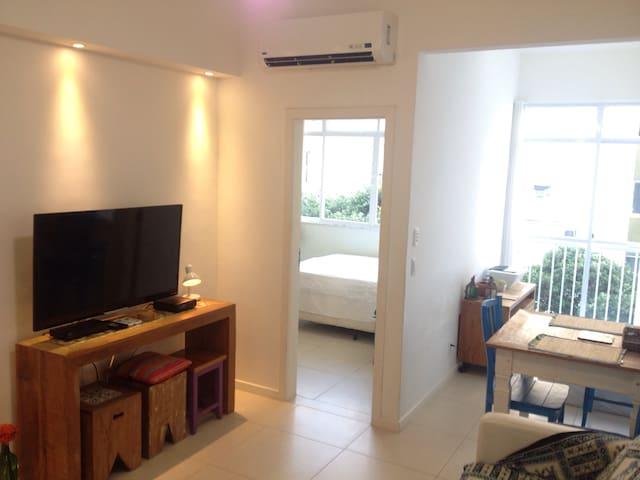 Ap Flamengo lindo e central! - Río de Janeiro - Apartamento