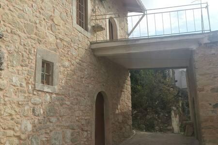 Καστράκι Γαλιάς - Γαλιά - Haus