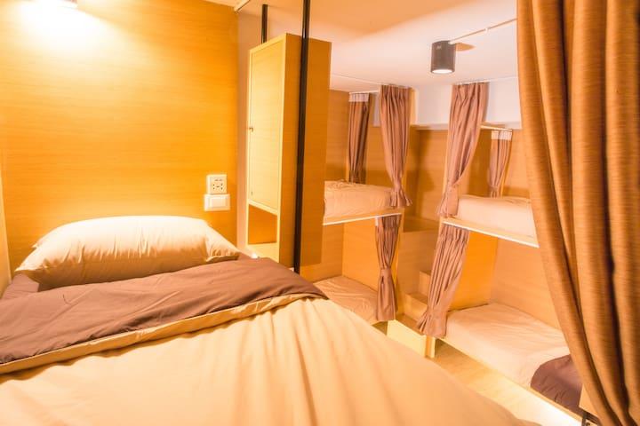 14 Male Dormitory Room