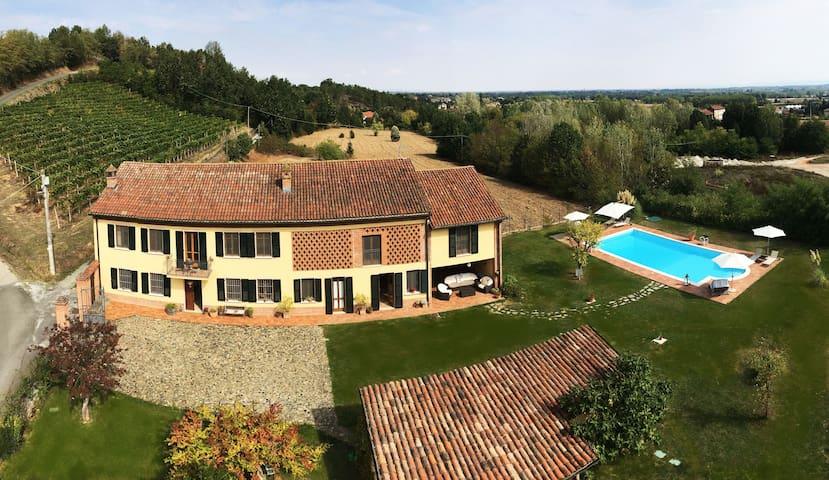 Casa Pizio - ganzes Haus