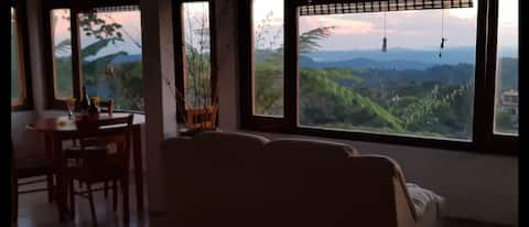 Hermosa Terraza a 5 minutos de Cuetzalan